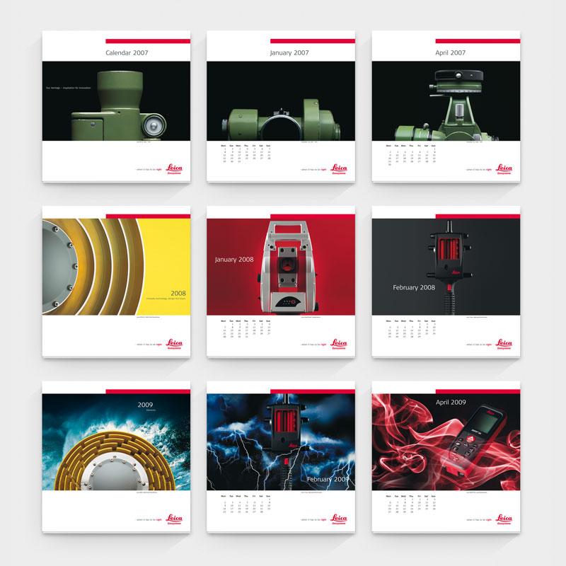 Leica Geosystems Kalender