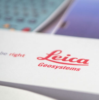 Leica Geosystems Design