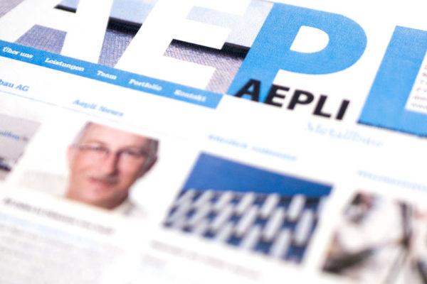 Aepli Metallbau Logo