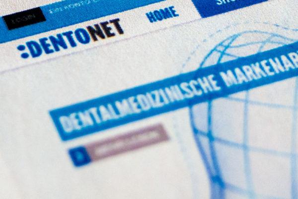 Dentonet Webseite