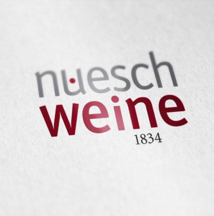 Nüesch Weine Logo