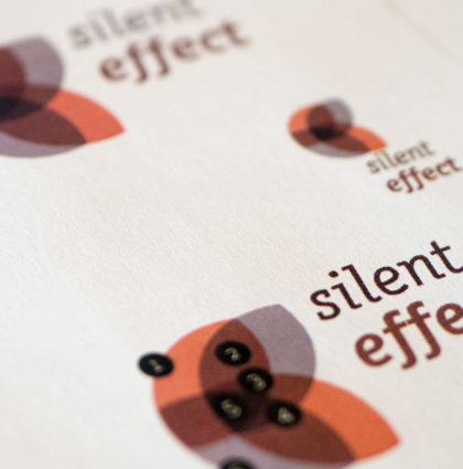 Silent Effect Corporate Design Manual