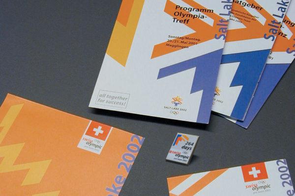 Swiss Olympic Olympia Unterlagen