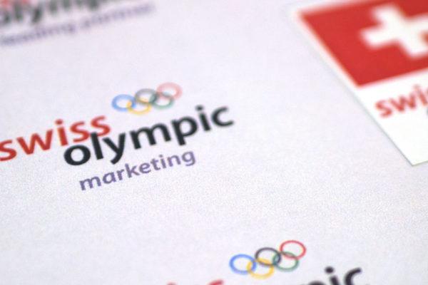 Swiss Olympic Logos