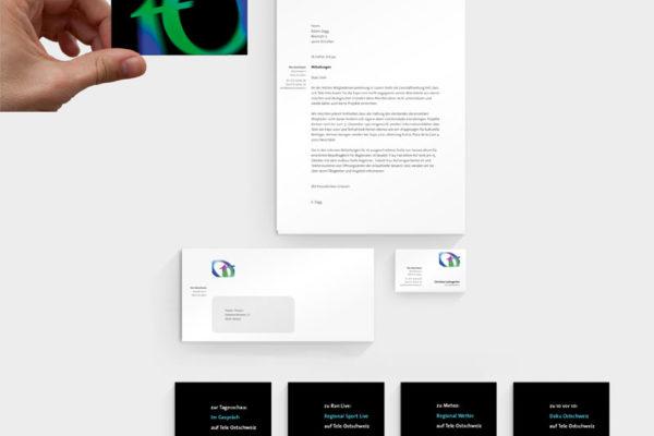 Tele Ost Corporate Design