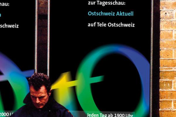 Tele Ost Werbekampagne