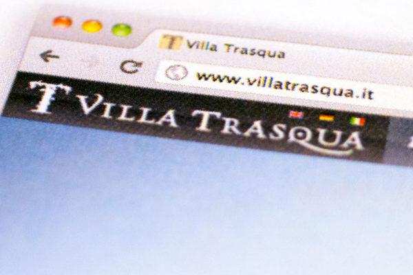 Villa Trasqua Webseite